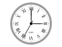 Jam Dinding Romawi Screensaver  bccd9454a2